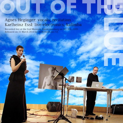 Out Of The Blue - CD Cover