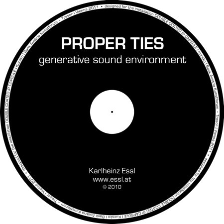 CD label Proper Ties